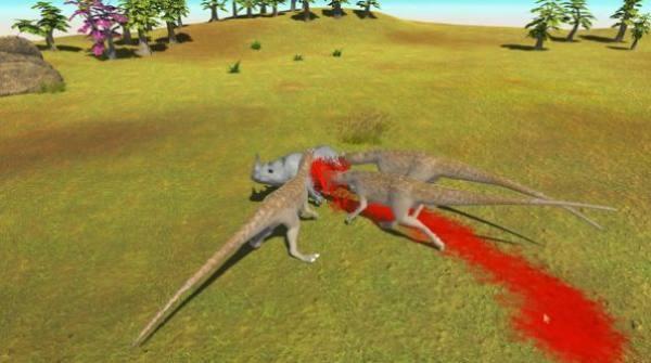 動物起義戰斗模擬器