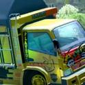 印尼卡車奧蘭模擬器