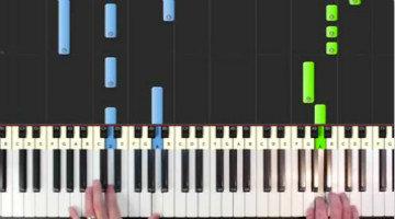 手指钢琴游戏