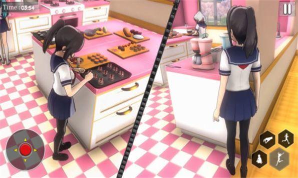 小櫻女孩校園模擬